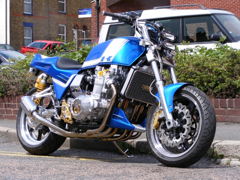 Phil's ZG 1300 from the UK